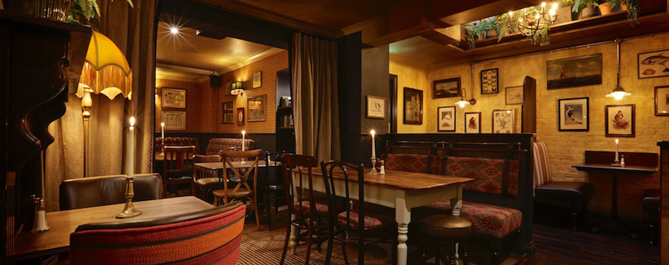 the abbeville  pub dining in clapham  sw4the abbeville